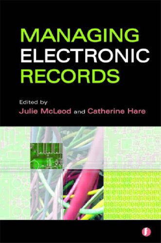 Click to enlarge cover of Managing Electronic Records