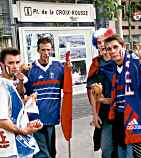 Lyon : on the way to the big screen before the semi-final